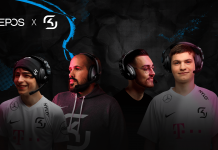 SK Gaming and EPOS partnership