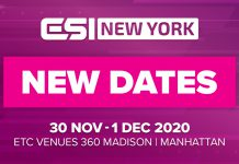 ESI New York Rescheduled Dates