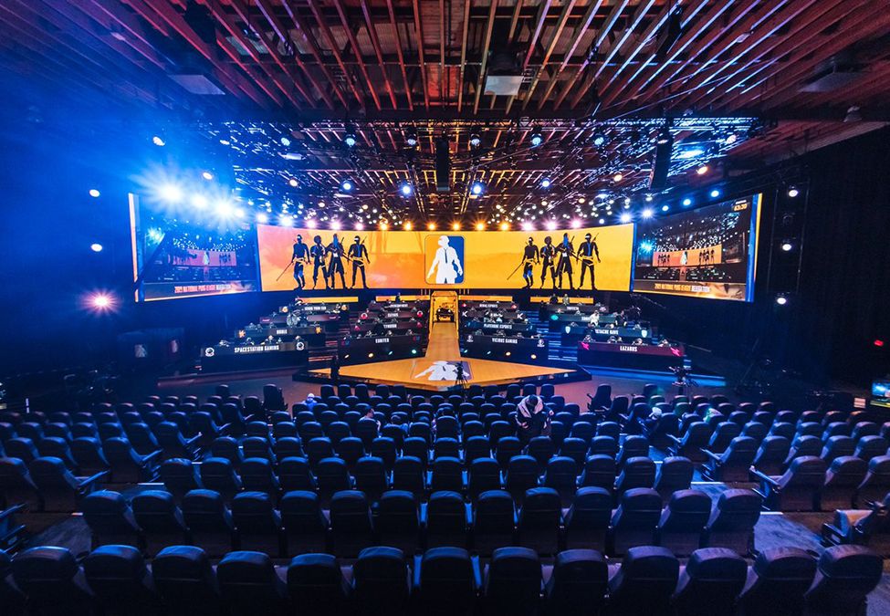 National PUBG League Super Arena