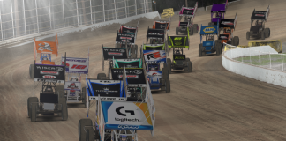 World of Outlaws x Fox Sports