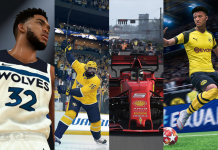 A virtual oasis: sports turn to esports content during crisis