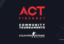 ACT Fibernet The Esports Club