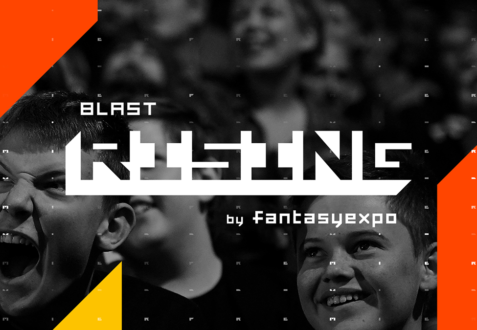 BLAST Rising Announced