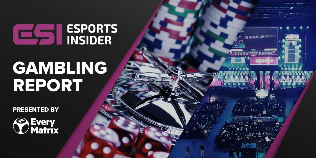 ESI Gambling Report Esports Betting