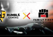 Rumble Gaming, Family First Sports