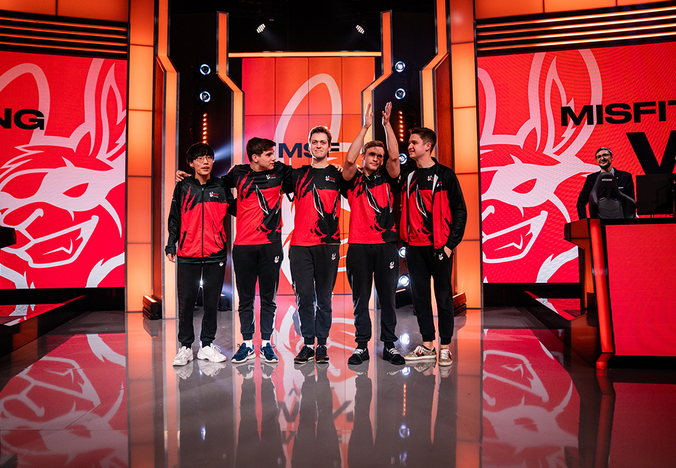 Misfits Gaming Group Playwire
