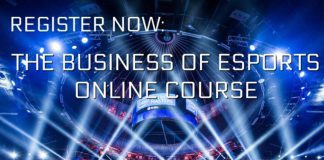 Sports Management Worldwide Business of Esports Course