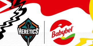 Team Heretics Babybel