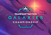 Teamfight Tactics Galaxies Championship
