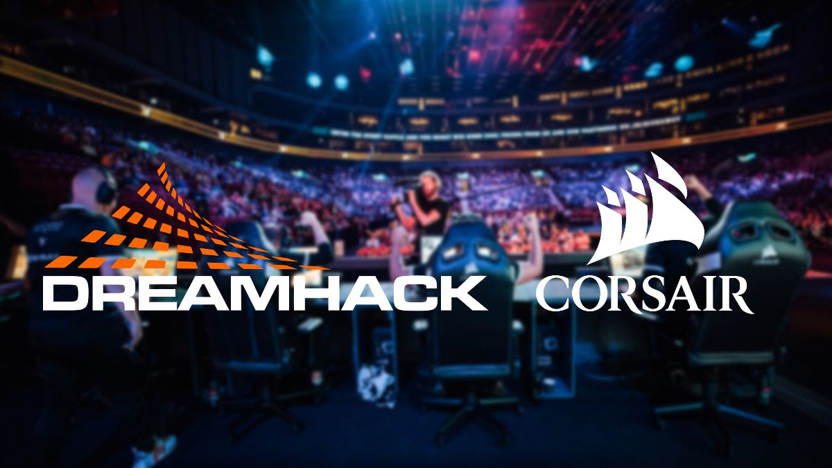 unnamed - DreamHack extends CORSAIR alliance through 2020