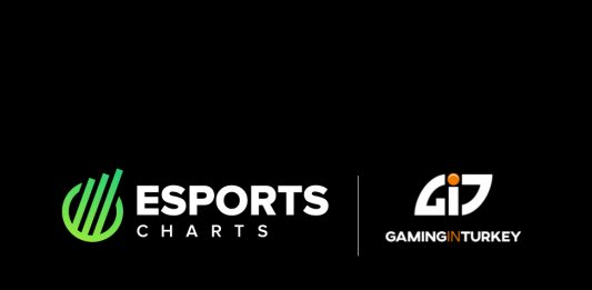 Esports Charts Gaming In Turkey