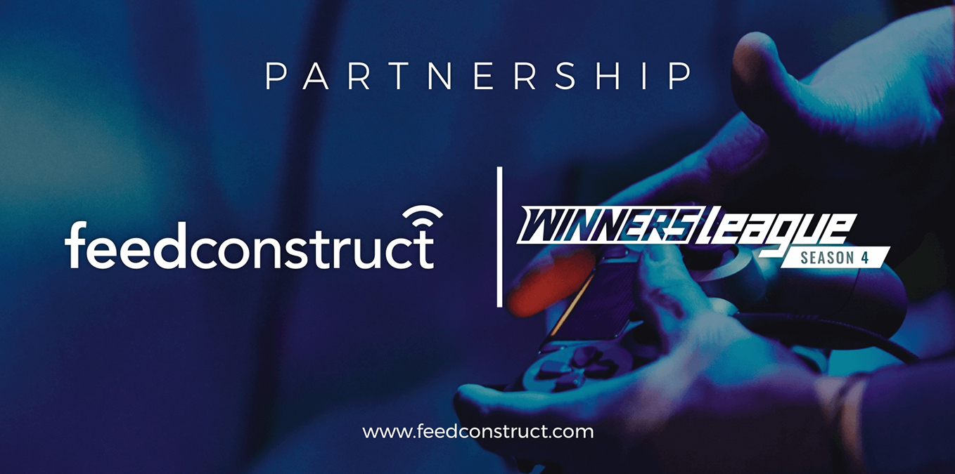 FeedConstruct WINNERS League - WINNERS League enters data distribution deal with FeedConstruct