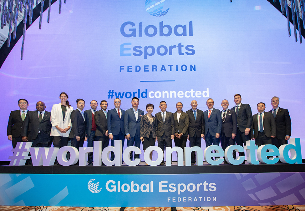 Global Esports Federation Commonwealth Games Federation