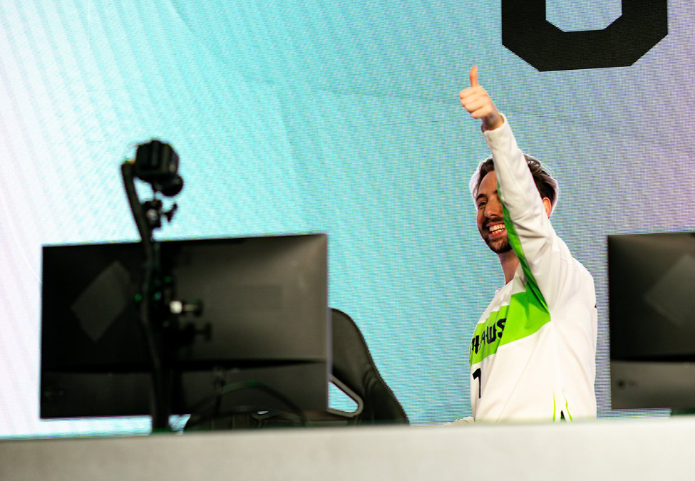 Houston Outlaws GameStop 2020 Renewal