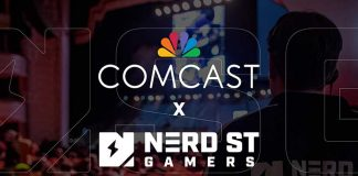Nerd Street Gamers Comcast Business