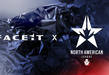 Rainbow Six North American League FACEIT