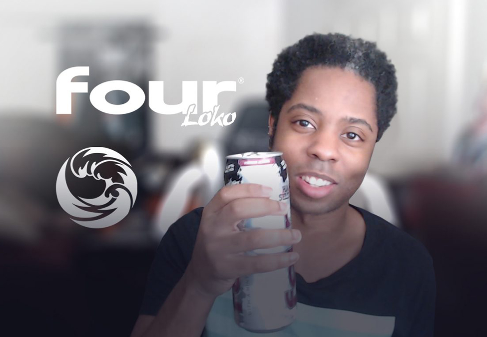 beastcoast Four Loko - beastcoast cracks open Four Loko sponsorship