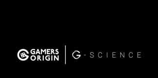 G-Science concocts Gamers Origin partnership