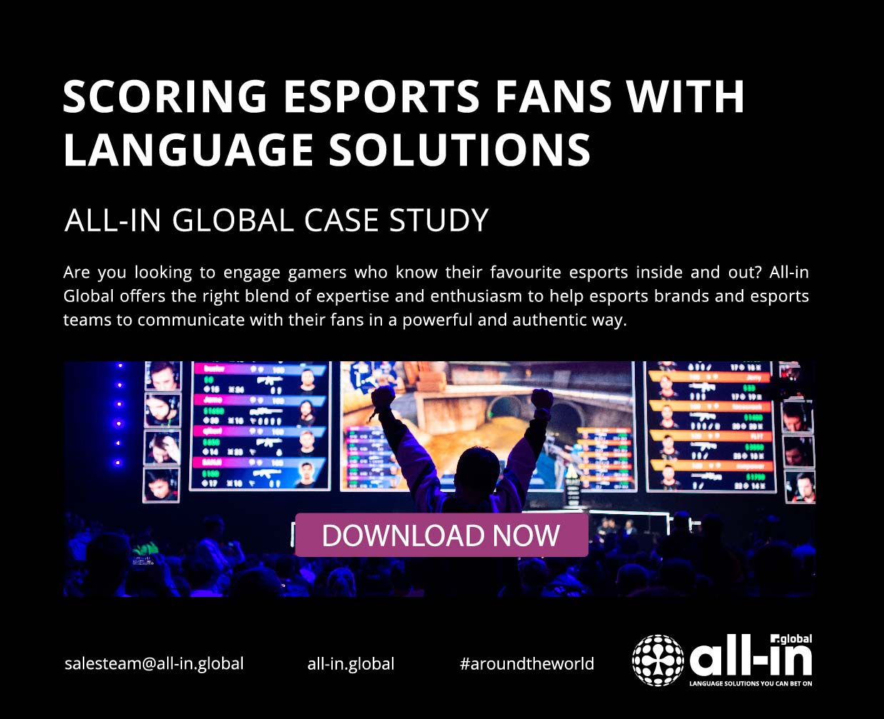 All-in Global Case Study