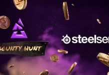 BLAST Bounty Hunt SteelSeries