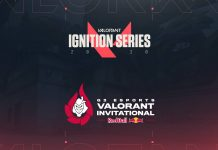 G2 Esports VALORANT Ignition Series VulkanBet
