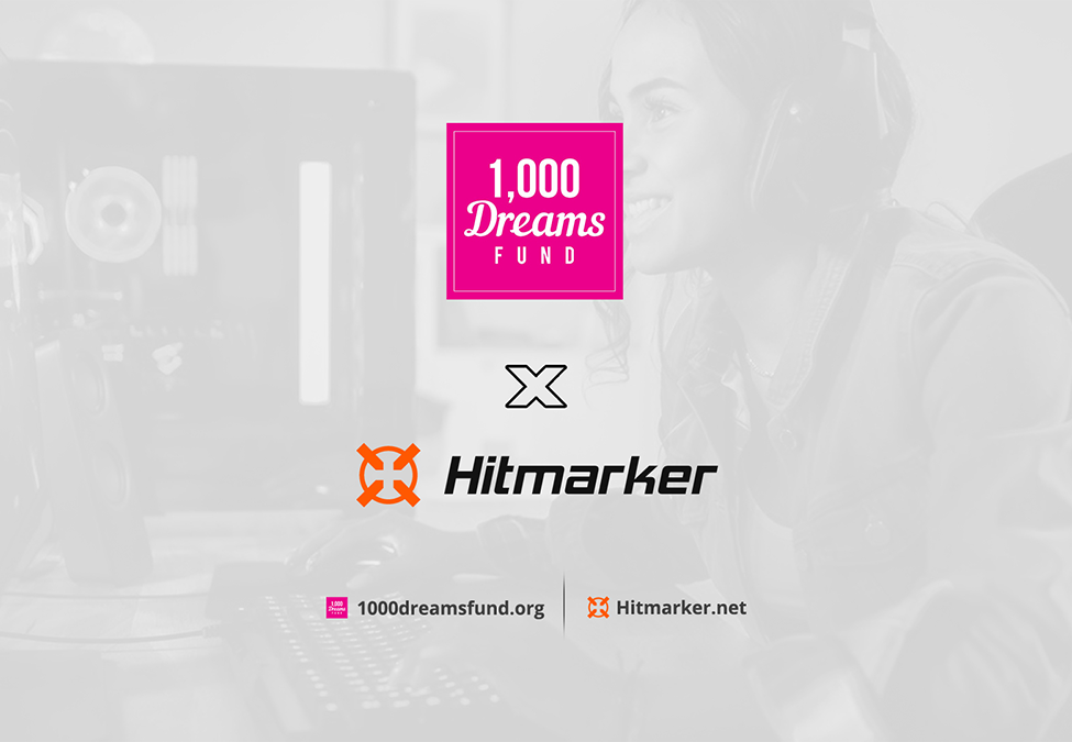 Hitmarker partner with 1,000 Dreams Fund to help women enter the industry