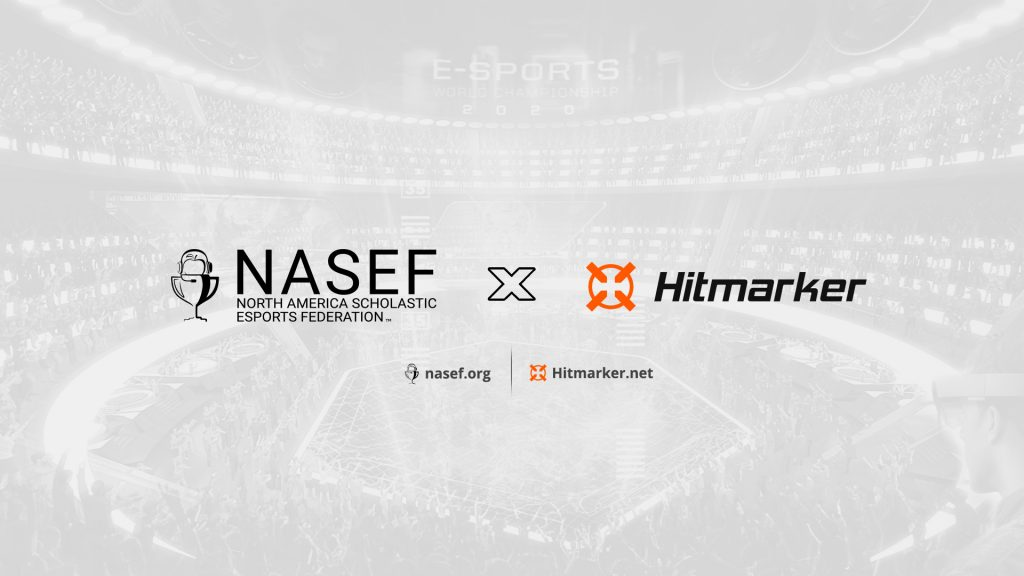 Hitmarker x NASEF 1024x576 - Hitmarker partners with NASEF to help students find esports opportunities