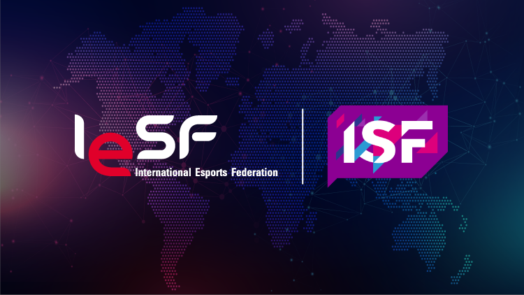 International Esports federation and International School Sports federation