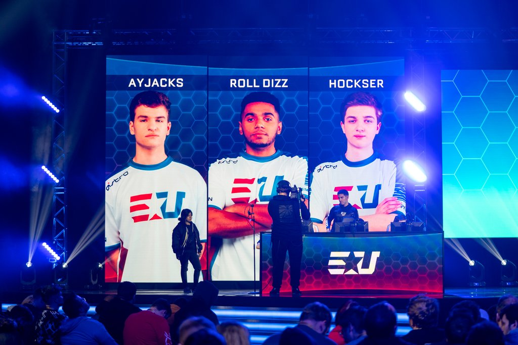 eUnited Backstageplay