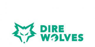 "Dire Wolves unveil ""fierce"" new branding"