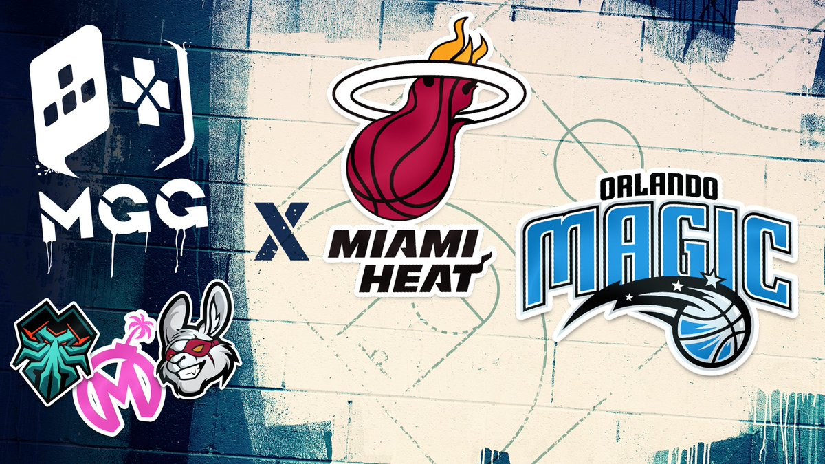 Misfits Gaming Group Miami Heat Orlando Magic