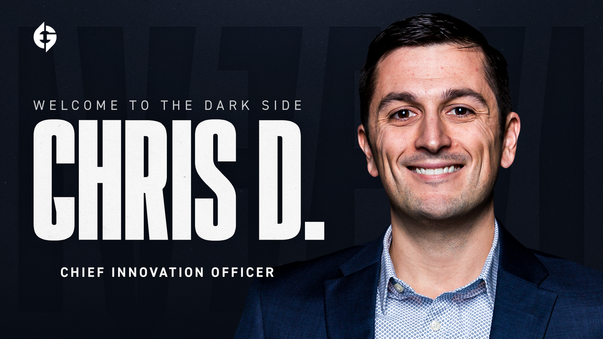 Chris DeAppolonio Evil Geniuses - Esports movers and shakers in August 2020