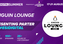 ESI Digital Summer Kinguin LOUNGE
