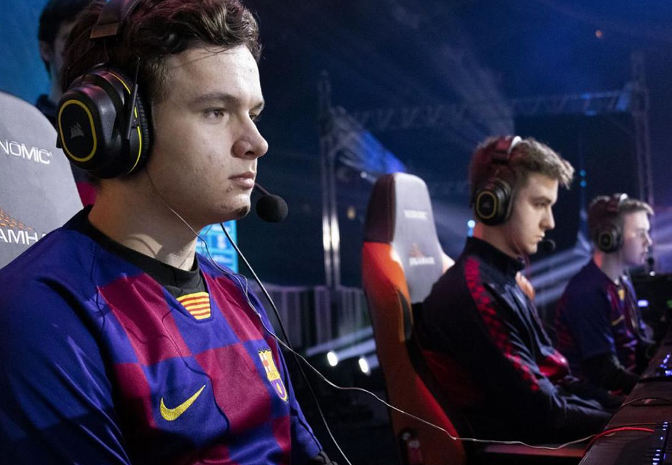 FC Barcelona Esports Tencent - FC Barcelona enters esports-focused agreement with Tencent