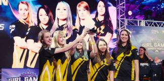 all girl esports