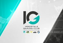Immortals Gaming Club ALL33