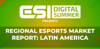 ESI Digital Summer presents: Regional Esports Market Report - Latin America