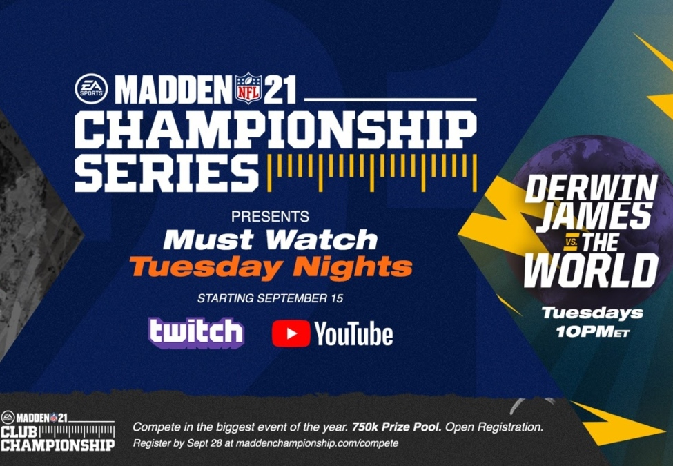 Madden EA Esports 1 - Inside EA's celebrity-driven entertainment-first esports strategy