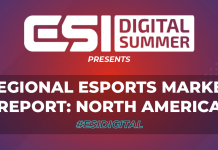 ESI Digital Summer presents: Regional Esports Market Report - North America