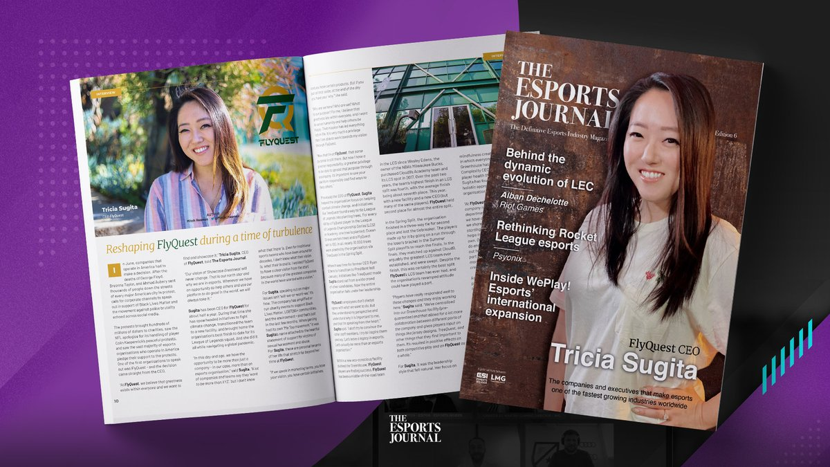 The Esports Journal Edition 6