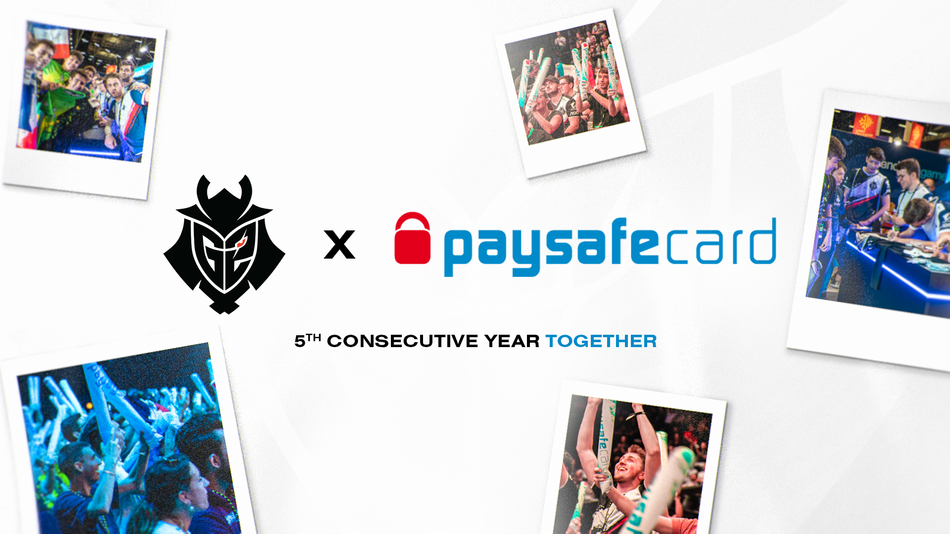 G2 Esports, paysafecard extend partnership into fifth year thumbnail
