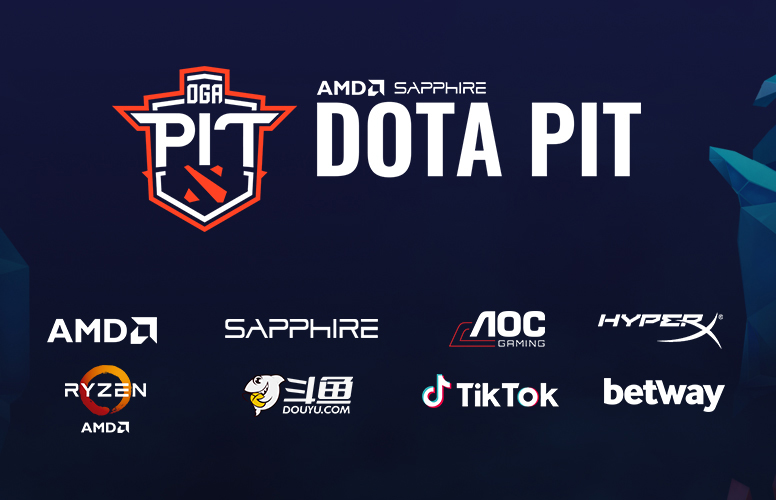 Betway Inks Sponsorship Deal For Amd Sapphire Oga Dota Pit Event