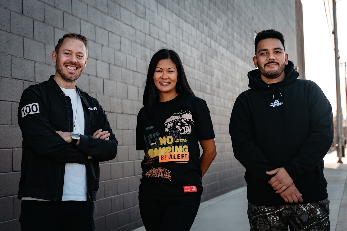 100 Thieves Executive Team