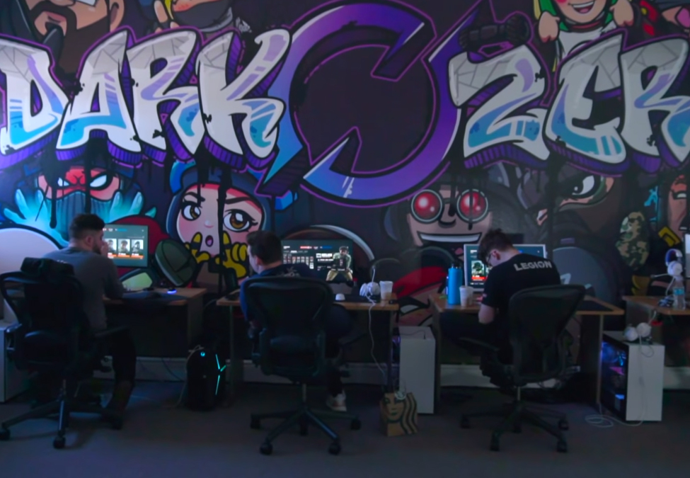 DarkZero Esports Gaming House - DarkZero Esports opens Las Vegas gaming house