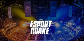 EsportQuake Launch