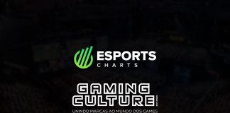 Esports Charts and Gaming Culture partner
