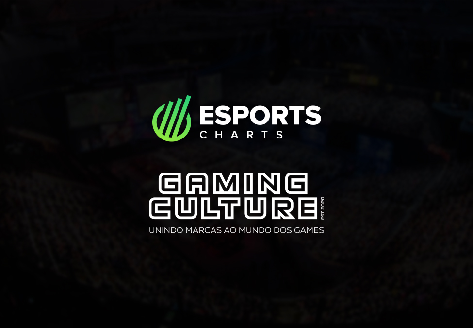Esports Charts and Gaming Culture partner - Esports Charts and Gaming Culture partner for Brazilian esports data