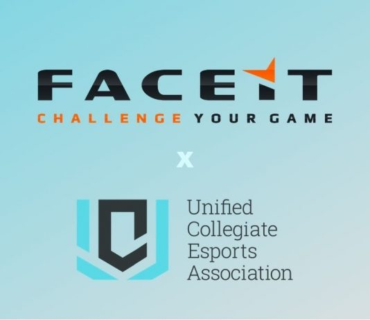 FACEIT has launched a partnership with the Unified Collegiate Esports Association (UCEA)