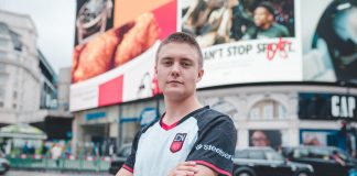 London Esports Alex Harris