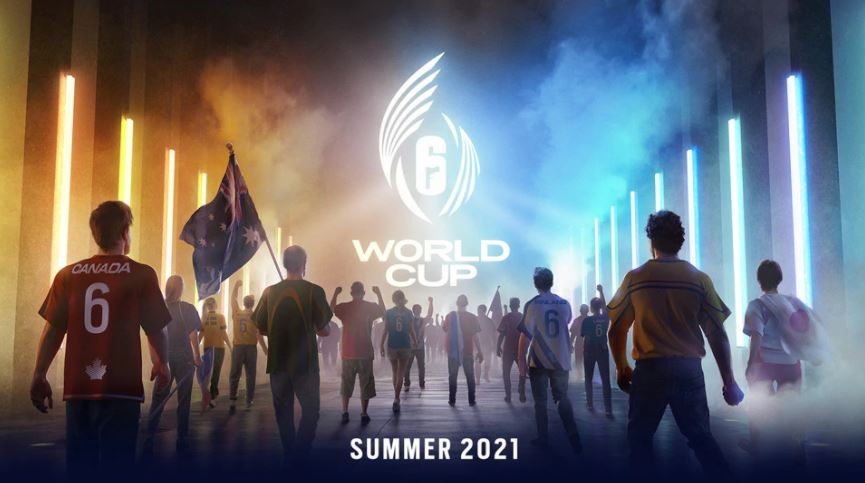 R6WC - Ubisoft announces Rainbow Six World Cup with Tony Parker as ambassador